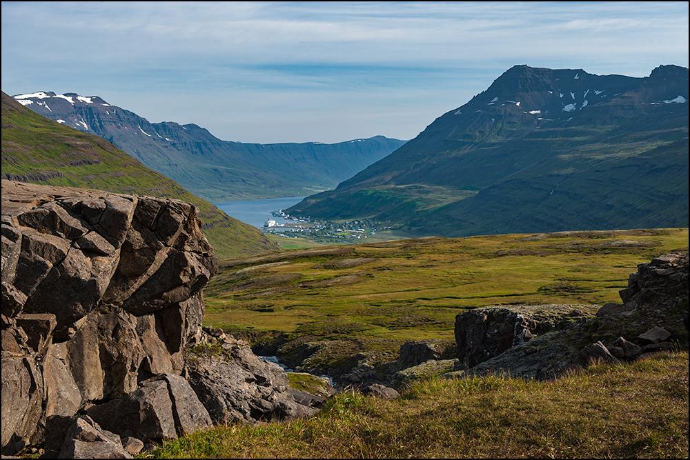 [ Seyðisfjörður ]