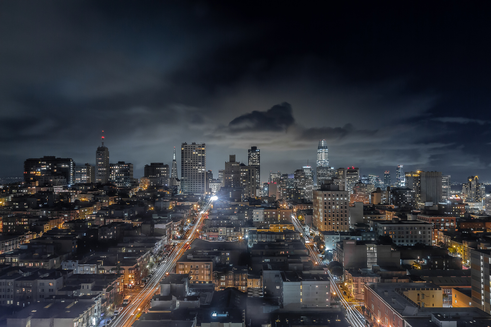 SF Skyline (revisited)