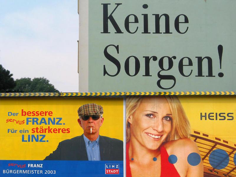 sfrz für Linz ! - Ich brauche EURE Stimmen !