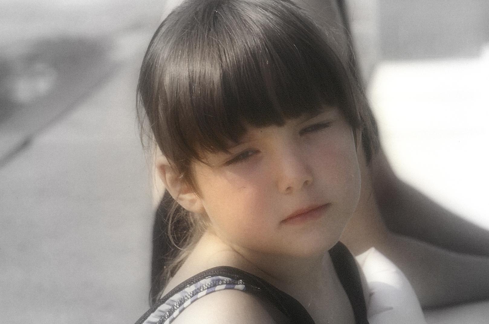 Sfumare la tristezza di un giorno..........