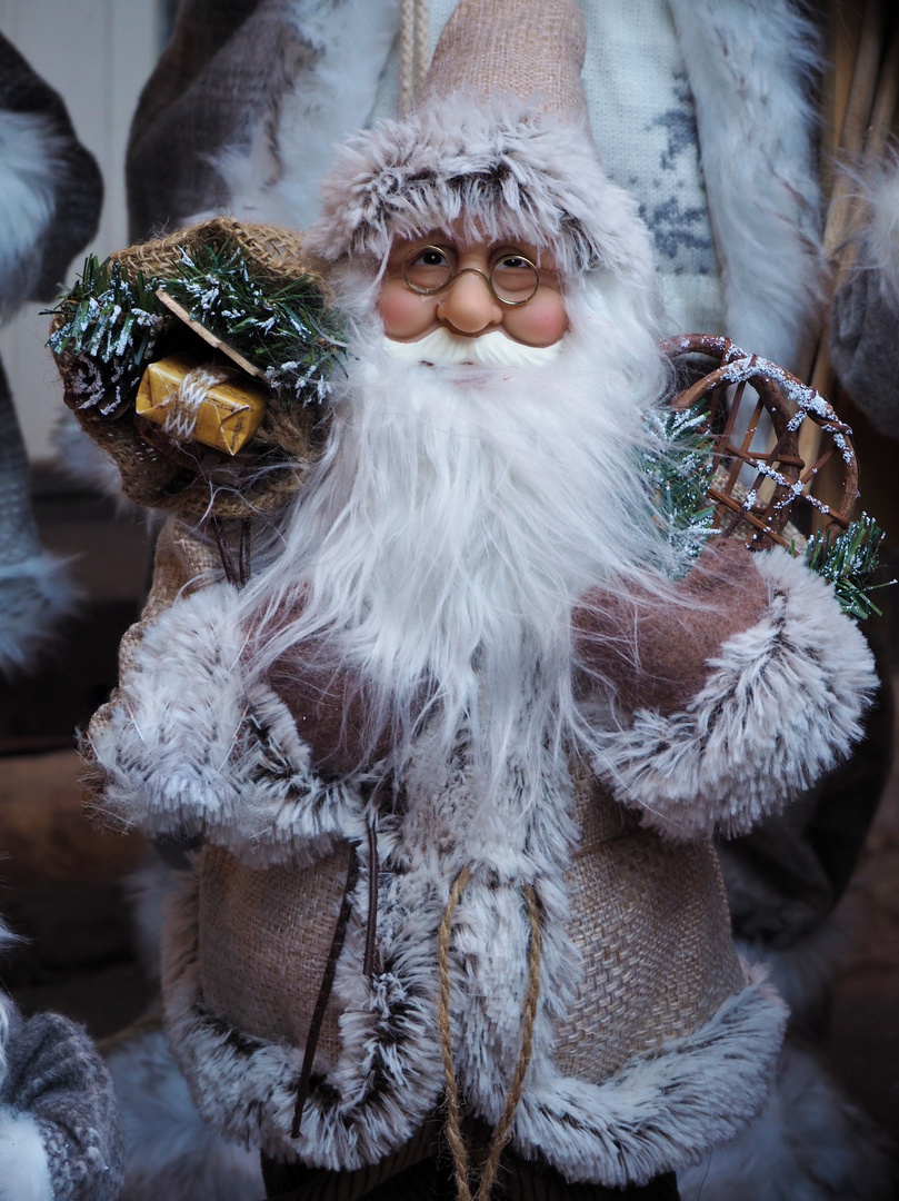 s'geht gegen Weihnachten