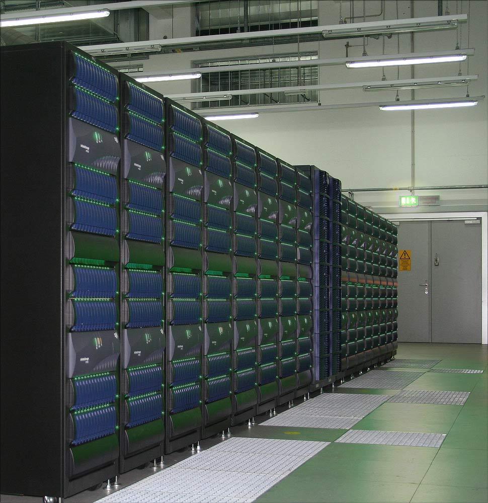SGI Altix 4700 Höchstleistungsrechner II