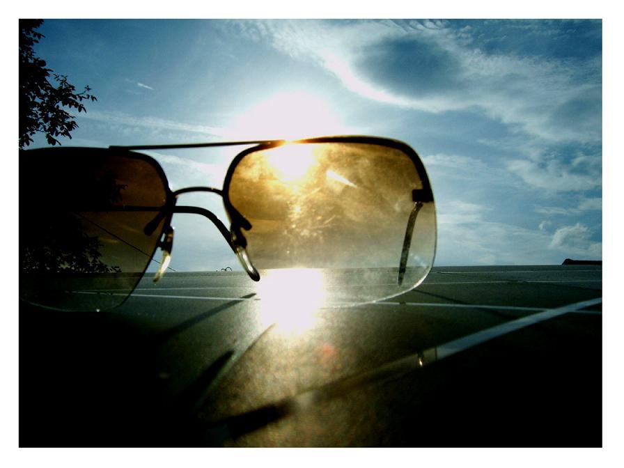 *shades