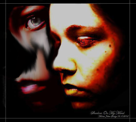 Shadow On My Mind