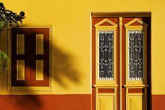 * Shadow on the wall III. *