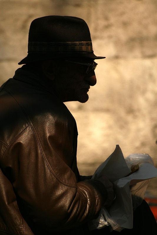 Shadowman...