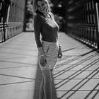 Shadows on the Bridge