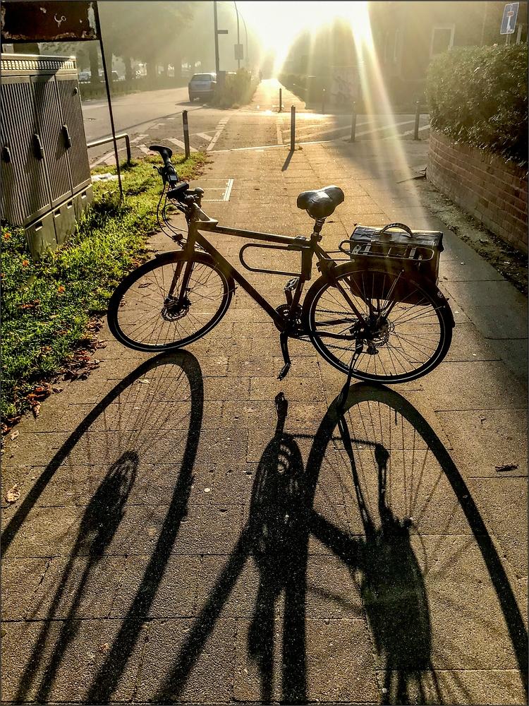 * Shadows on the way ...