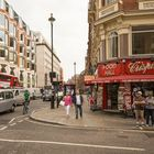 Shaftesbury Avenue - Macclesfield St