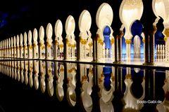 Shaik Zayed Grand Mosque III
