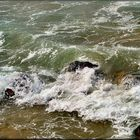 Shaked sea