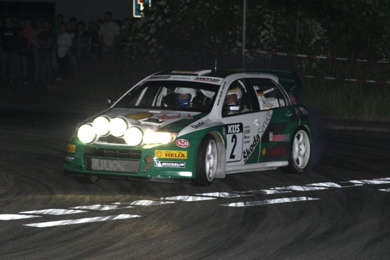 ShakeDown Saarland-Rallye 2005 mit M. Kahle