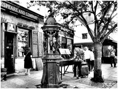 Shakespeare and co...