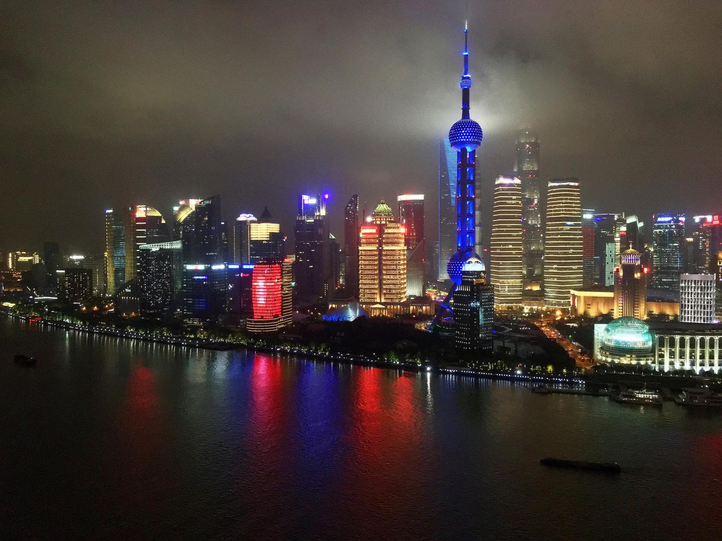 Shanghai 2019, Skyline