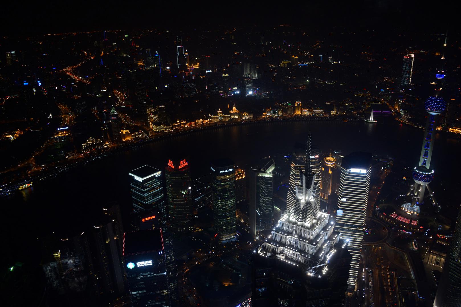 Shanghai Light Show