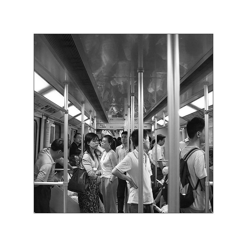Shanghai Metro, oder....