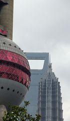 Shanghai - OPT, WFC und Jinmao
