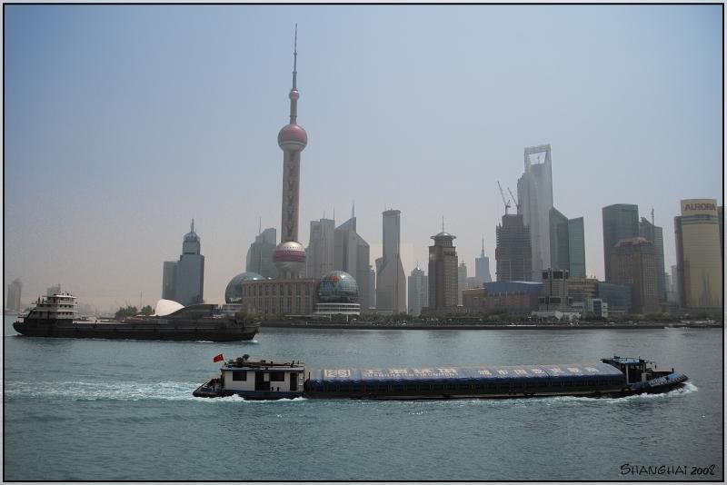 Shanghai - The Bund