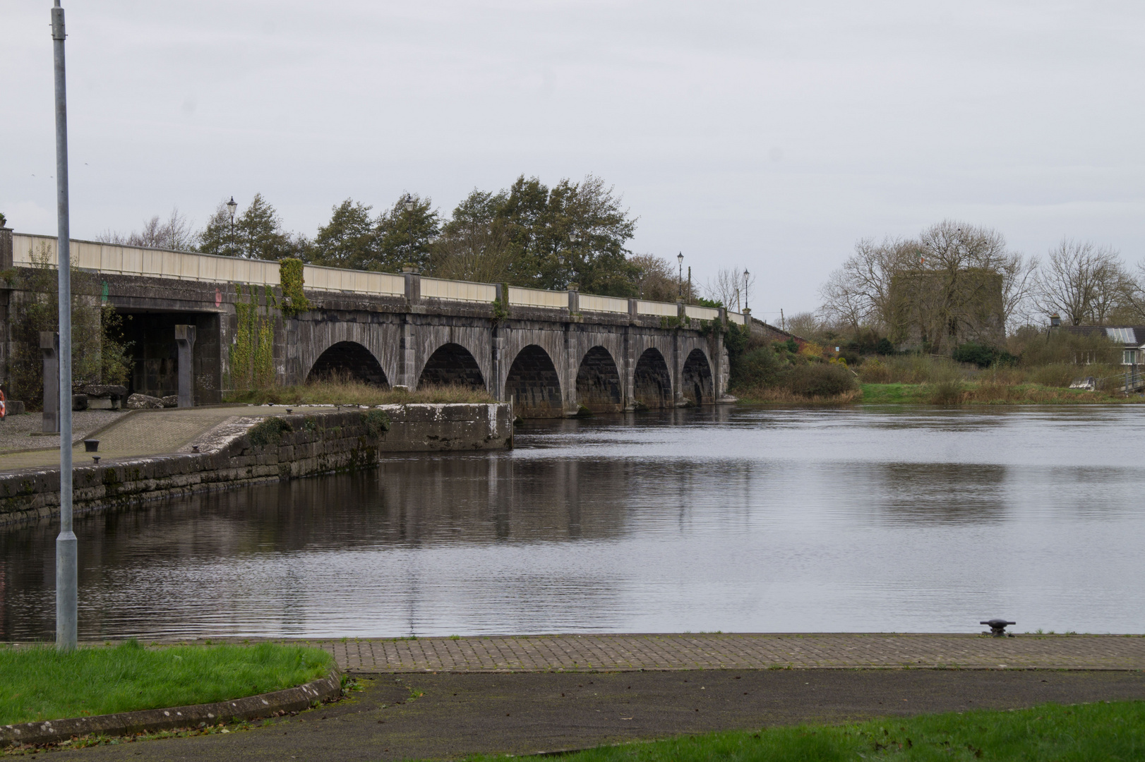 Shannon River bei Banagher