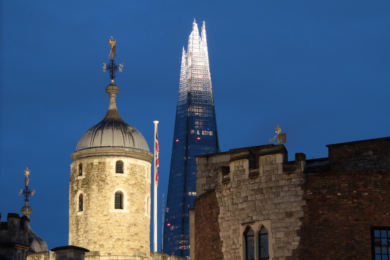 Shard-Tower