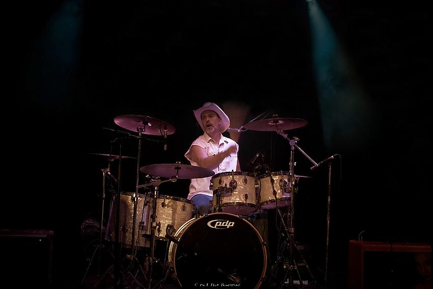 Shark on Drums ;-)