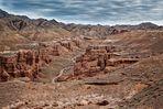 Sharyn Canyon / Kasachstan