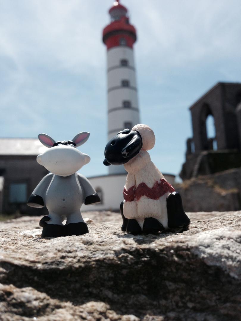 Shaun the Sheep - Meeting freinds