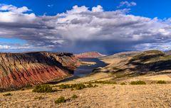 Sheep Creek Bay 2, Flaming Gorge, Utah, USA