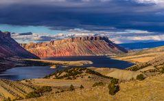 Sheep Creek Bay 4, Flaming Gorge, Utah, USA