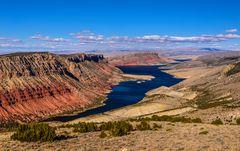 Sheep Creek Bay, Flaming Gorge, Utah, USA