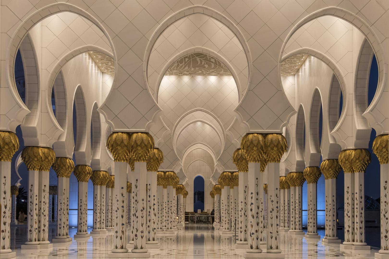 Sheik Zayed Moschee II