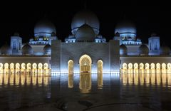 Sheik Zayed's Mosque