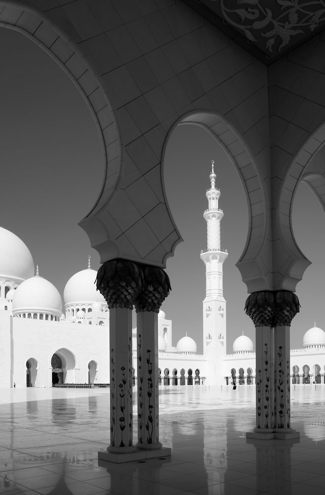 Sheikh Zayed Grand Mosque I