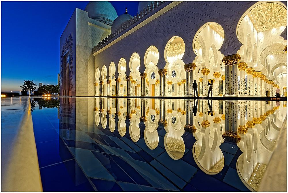 Sheikh Zayed Moschee 5