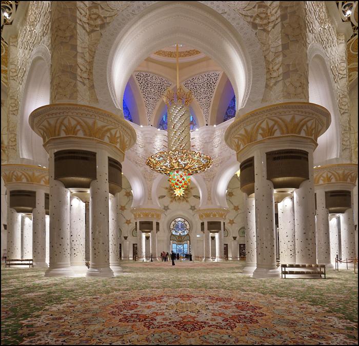 Sheikh Zayed Moschee 6
