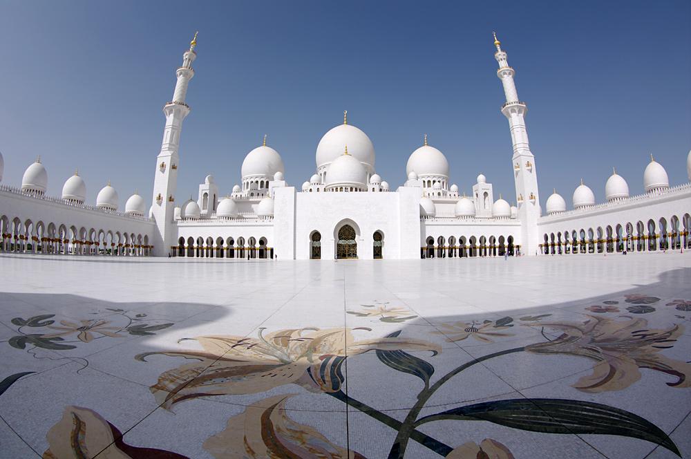 Sheikh-Zayed-Moschee I