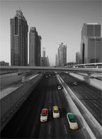 Sheikh Zayed Road...