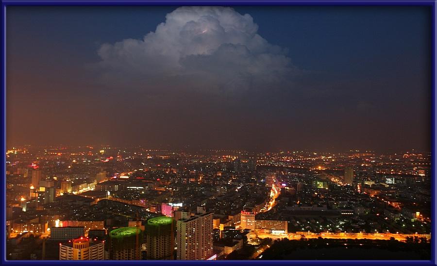 Shenyang at Night