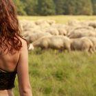 Shepherd and Shepherdess