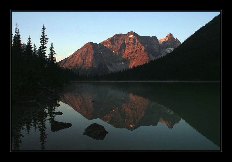 Sherbrooke Lake, Banff National Park, AB