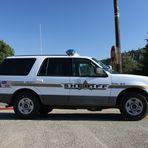 Sheriff von Mariposa Country