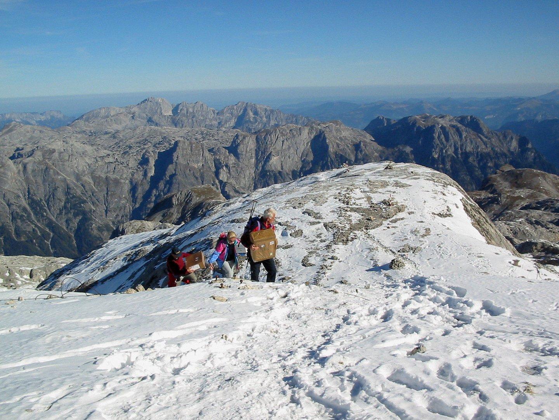 Sherpas zum Matrashaus