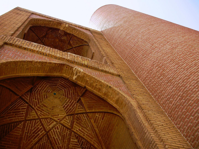 Sheykh Shahab al-Din Ahari's Shrine