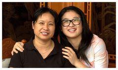 SHI LAN PAN & LINDA  Zheng in CALPE