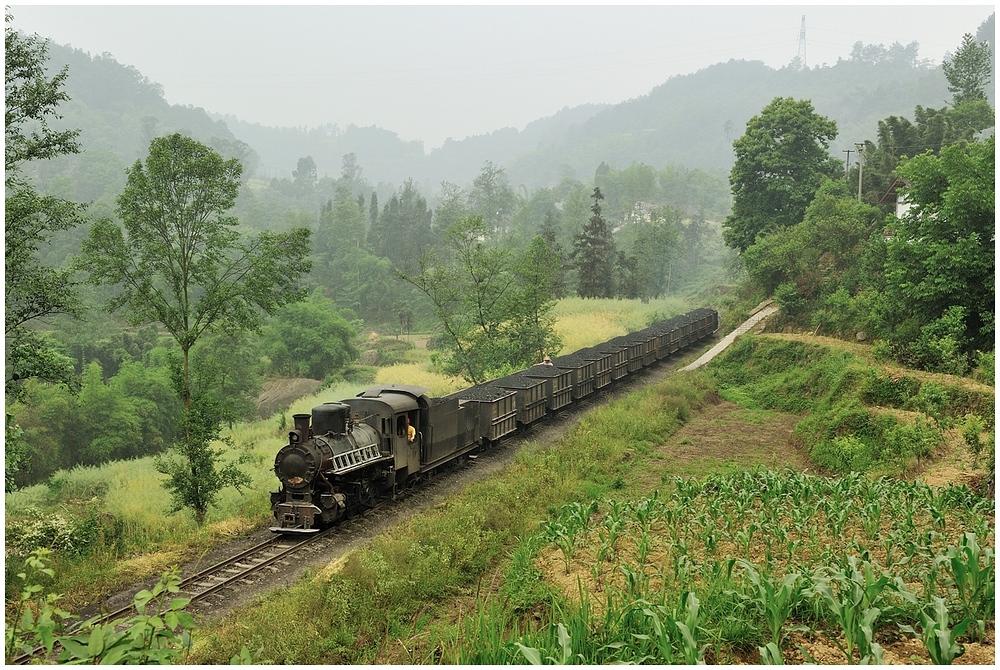 Shibanxi 2012 - Noch 4 Tage...