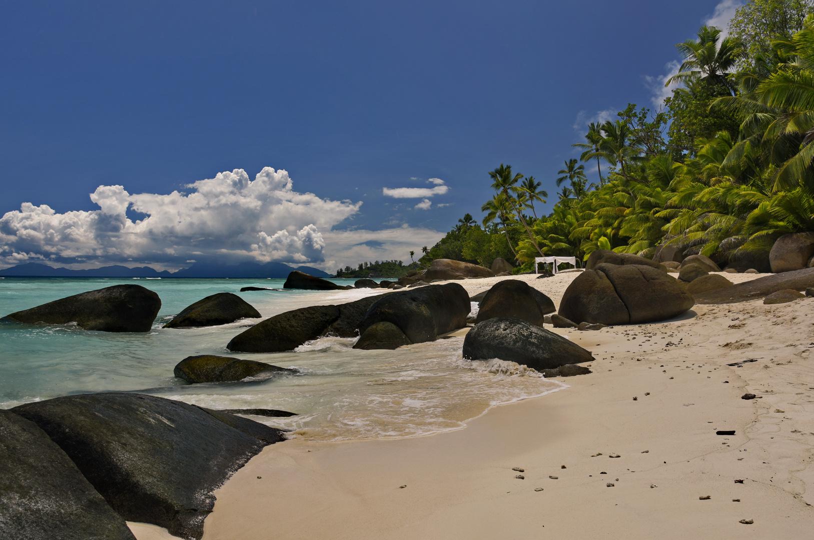 Shiluette Island Seychelles
