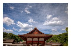 Shimogamo Shrine-3