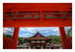 Shimogamo Shrine-4