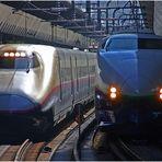 Shinkansen-Geschwister