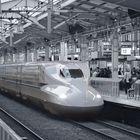 Shinkansen Train, Japan